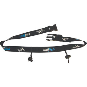 sailfish Racenumberbelt, black